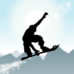 Иконка Alpine boarder