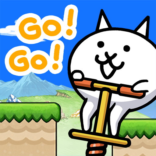 Go! Go! Pogo Cat icon
