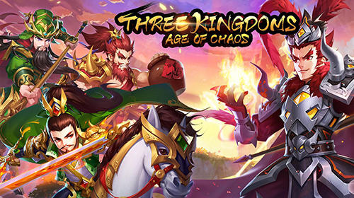Three kingdoms: Age of chaos capture d'écran 1