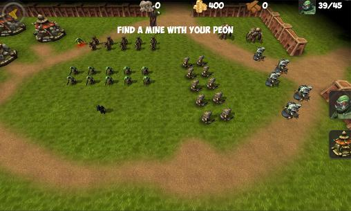 Orc war RTS for Android