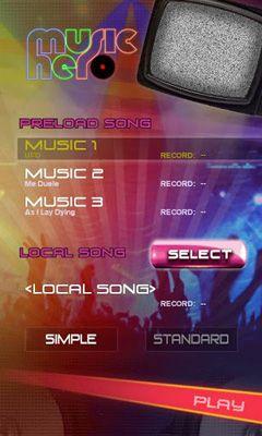 Arcade Music Hero für das Smartphone
