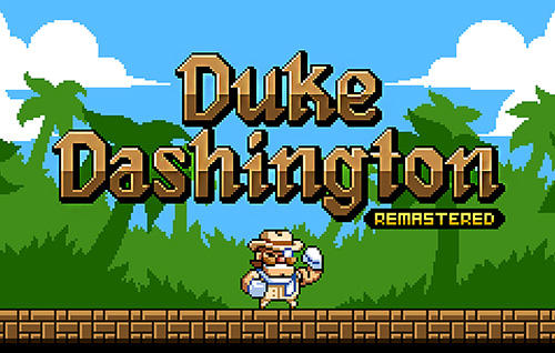 Скриншот Duke Dashington remastered на андроид