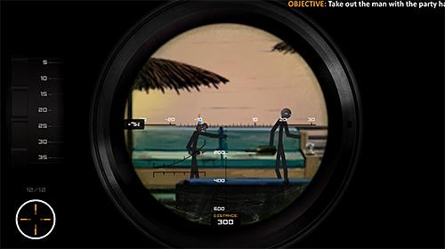 Klare Sicht 4: Brutaler Sniper für iOS-Geräte