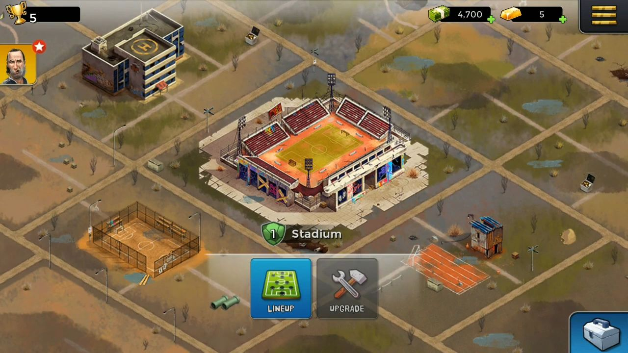 Underworld Football Manager 2 - Bribery & Sabotage screenshot 1