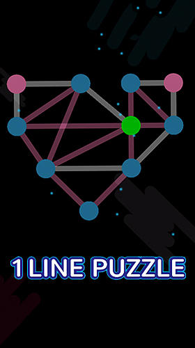 1Line puzzle: Mania brain trainer screenshots