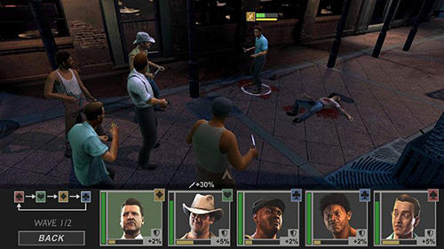 Strategy RPG games Mafia 3: Rivals in English