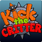 Kick the critter: Smash him! icône