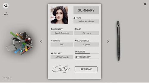 Simulator-Spiele Smartphone tycoon 2 für das Smartphone