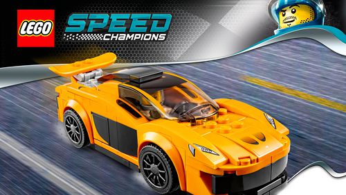 logo LEGO: Speed Champions