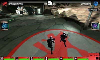 Rivals at War: 2084 Screenshot