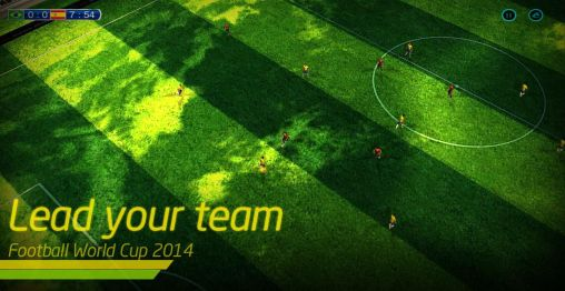 Real football 2014: World cup para Android