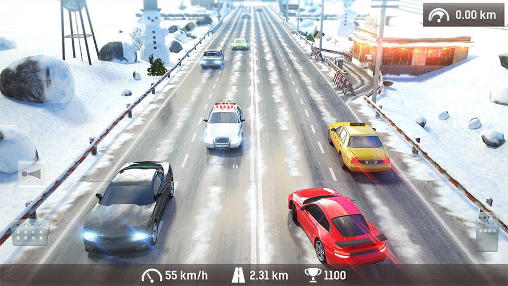 de courses Traffic: Need for risk and crash. Illegal road racing pour smartphone
