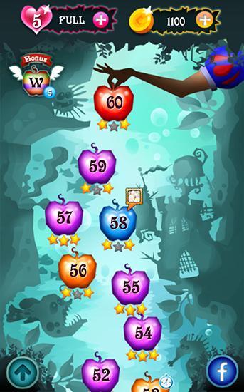 Arcade-Spiele Wicked Snow White für das Smartphone