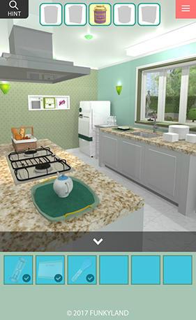 Escape a tea salon für Android