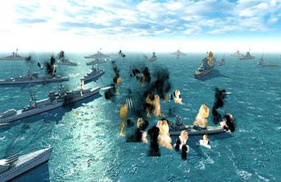 Logikspiele: Lade Krieg der Schlachtschiffe auf dein Handy herunter