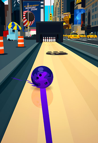 Bowling blast: Multiplayer madness скриншот 3