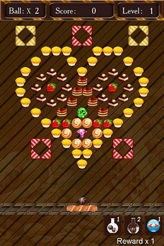 Kuchen Brecher für iPhone