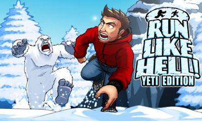 Run Like Hell! Yeti Edition icon