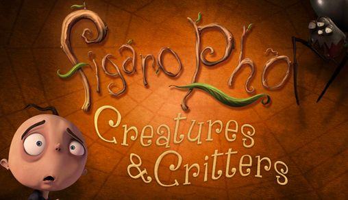 логотип Фигаро Фо: Существа и зубастики