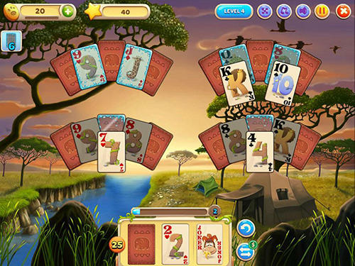 Solitaire safari for Android