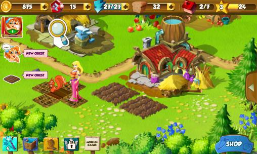 Farm clan: The adventure for Android