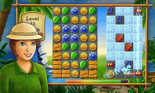 Artifact quest: Match 3 puzzle скриншот 2
