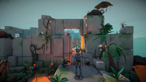 Buck: The game Screenshot