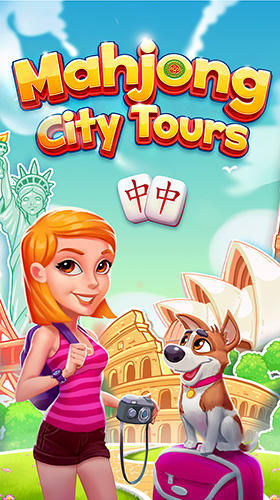 Mahjong city tours screenshot 1