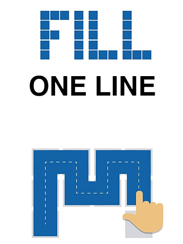 Fill: One-line puzzle game Screenshot