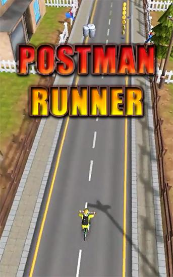 Postman runner Screenshot