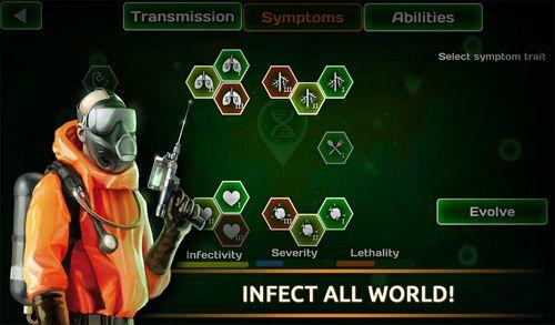 Plaga de virus: Locura pandémica para iPhone gratis