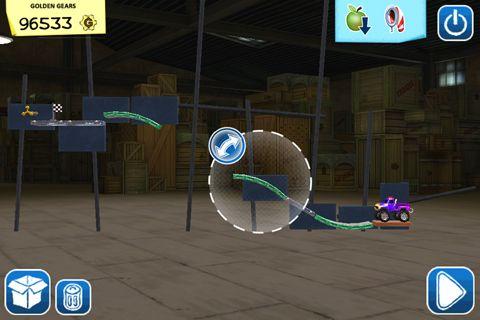 Arcade games: download Crazy machines: Golden gears to your phone