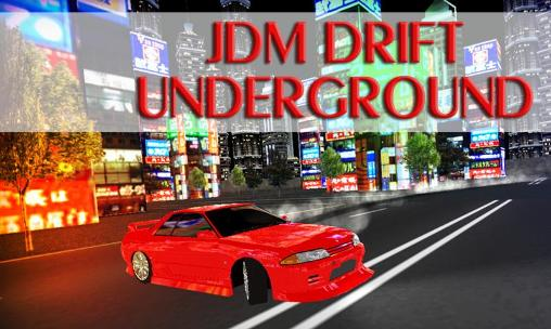 Project JDM: Drift underground icono
