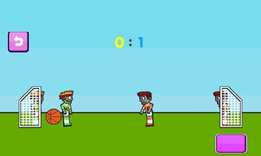 Soccer zombies captura de tela 1