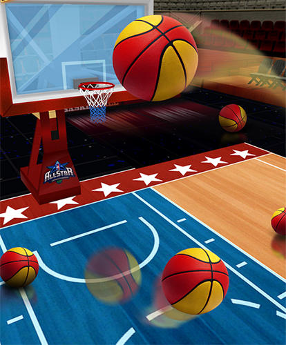 Pocket basketball: All star для Android