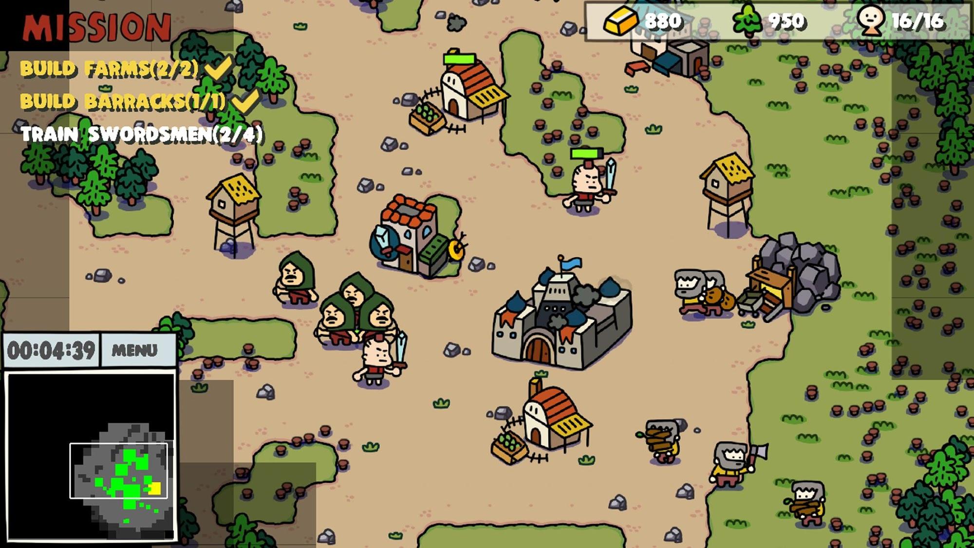 Cartoon Craft screenshot 1