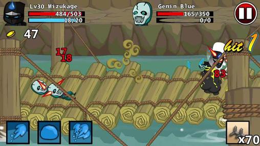 Ninjas: Stolen scrolls for Android