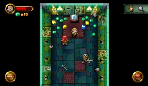 Professor Baboo and the chamber of chaos для Android