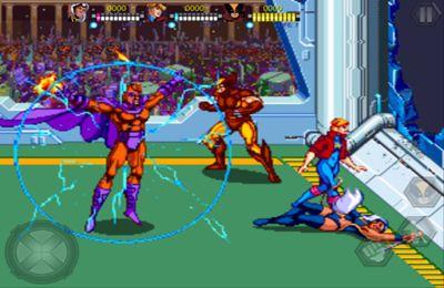 Kampfspiele: Lade X-Men auf dein Handy herunter