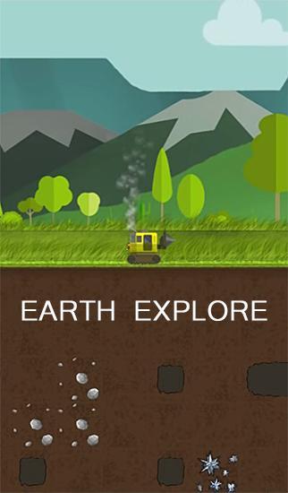 Earth explore Screenshot