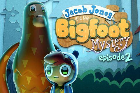 logo Jacob Jones and the Bigfoot Mystery: Episode 2