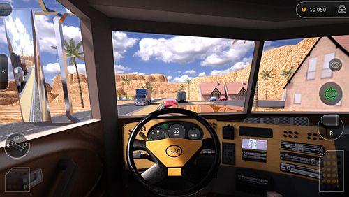 Truck Simulator Pro 2016 auf Deutsch
