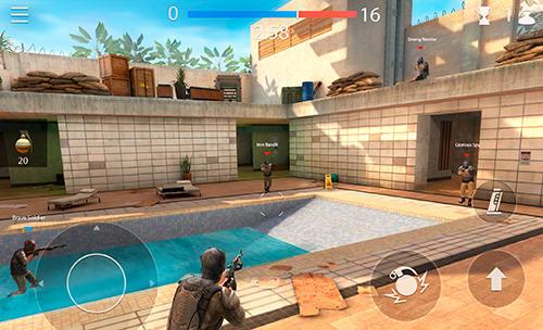 Juegos de disparos Zombie rules: Mobile survival and battle royale en español