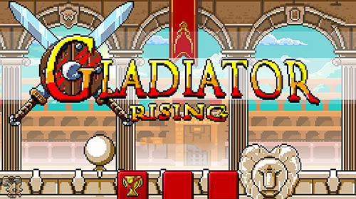 Gladiator rising: Roguelike RPG screenshot 1
