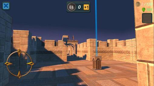 Relic seeker: 3D maze auf Deutsch