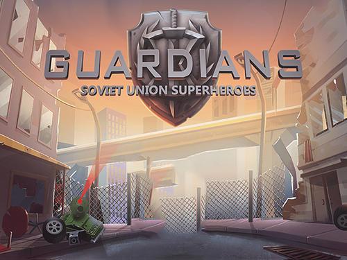 Guardians: Soviet Union superheroes. Defence of justice capture d'écran