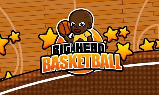 Big head basketball Symbol