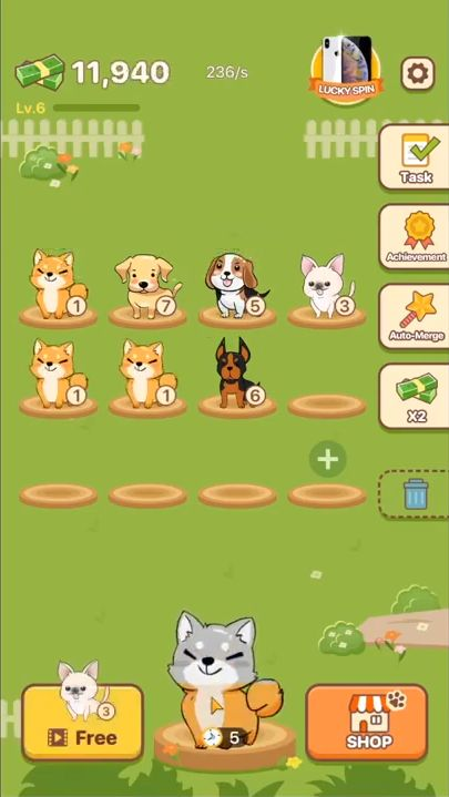 Puppy Town screenshot 1