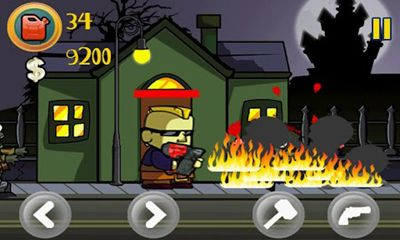Zombie Village Screenshot