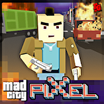Mad city: Pixel's edition icon